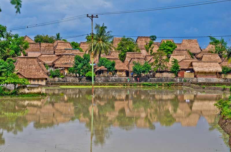 Desa Tradisional Sade – Lombok Tengah